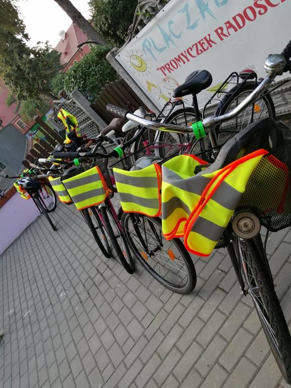 wycieczka rowerowa 2019