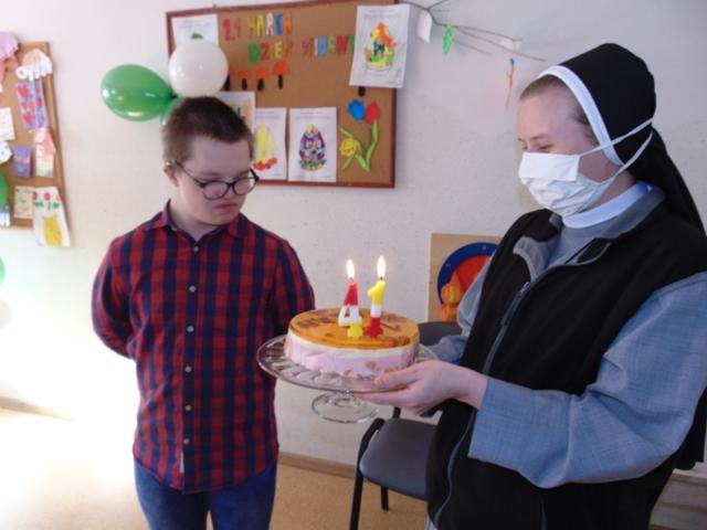 Urodziny Oliwii i Alana 2020