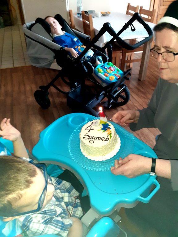 4 urodziny Szymka