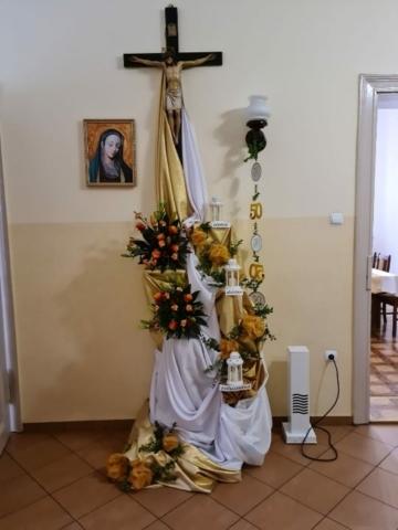 JUBILEUSZ 50 LAT ZYCIA ZAKONNEGO SIOSTRY DYREKTOR